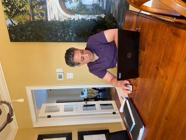 Peter Altobelli, vice president of sales in Canada