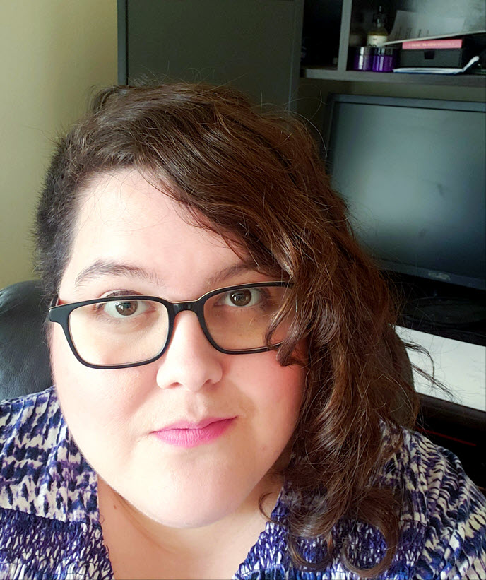 Dani Legault, project manager