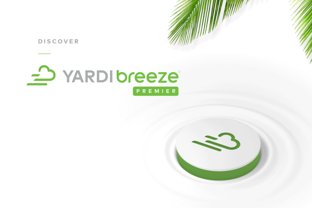 Discover Yardi Breeze Premier for Canada